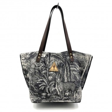 Bolso Shopper Safari frontal