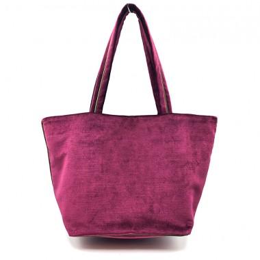 Bolso Shopper Florencia Fucsia 2