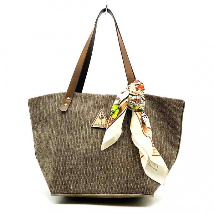 Bolso Shopper Lima Topo con complemento