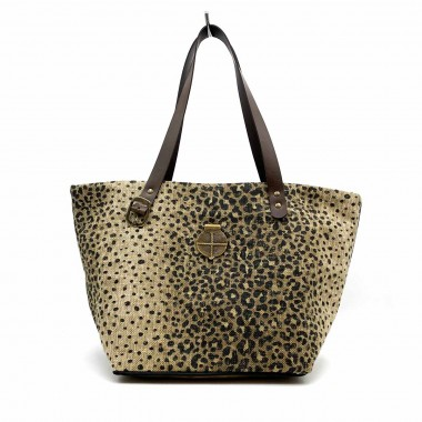 Bolso Shopper Tanzania frontal