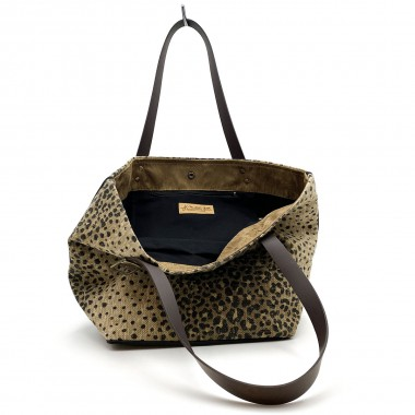 Bolso Shopper Tanzania frontal 2