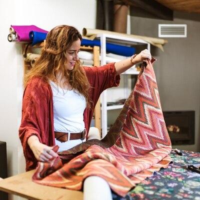 ✂️✂️La selección de tejidos ✂️✂️ foton de @lima__and__co   #jenesaisquoibolsos #unoauno #noseason #detalles